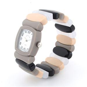 Time Will Tell(タイムウイルテル) Multi-GYRA-M MADISON グレーレインボウ 腕時計 h02