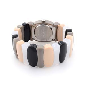 Time Will Tell(タイムウイルテル) Multi-GYRA-M MADISON グレーレインボウ 腕時計 h03