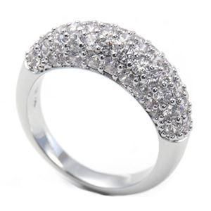 SWAROVSKI(スワロフスキー) 1082412 Maeva Ring クリスタルパヴェ リング 指輪 サイズ52(日本サイズ11号) h01