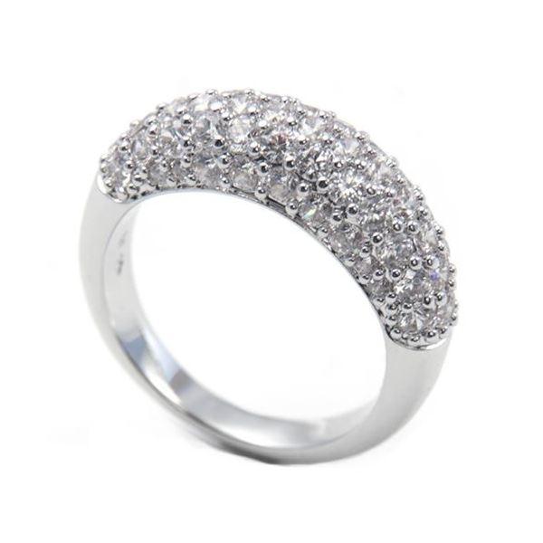 SWAROVSKI(スワロフスキー) 1082412 Maeva Ring クリスタルパヴェ リング 指輪 サイズ52(日本サイズ11号)f00