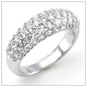 SWAROVSKI(スワロフスキー) 1082412 Maeva Ring クリスタルパヴェ リング 指輪 サイズ52(日本サイズ11号) h02