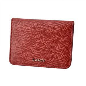 BALLY(バリー) BOLTON W.L 556 6208909 レディース カードケース 名刺入れ h01