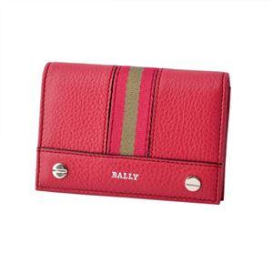 BALLY(バリー) COMIER STRIPES 456 6208913 レディース カードケース 名刺入れ h01