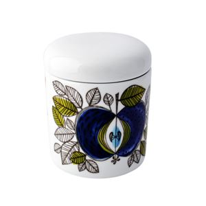 Rorstrand(ローストランド) RS210137 Eden Jar with lid 400ml エデン 蓋付きジャー 小物入れ ≪北欧食器≫ - 拡大画像