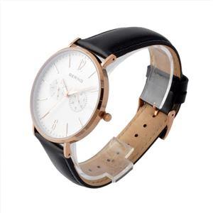 BERING(ベーリング) 14240-464 CLASSIC COLLECTION メンズ腕時計 替えストラップ(ナイロン)付き h02