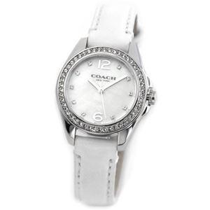 COACH(コーチ) 14502175 煌びやかなラインストーン、 レディス腕時計 h01