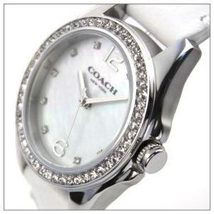COACH(コーチ) 14502175 煌びやかなラインストーン、 レディス腕時計 h02
