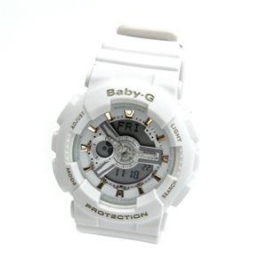 CASIO(カシオ) BA110GA-7A1 「Baby-G 海外モデル」 レディス 腕時計 h01