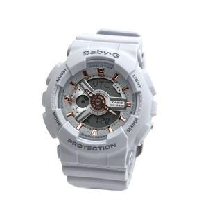 CASIO(カシオ) BA110GA-8A 「Baby-G 海外モデル」 レディス 腕時計 h01