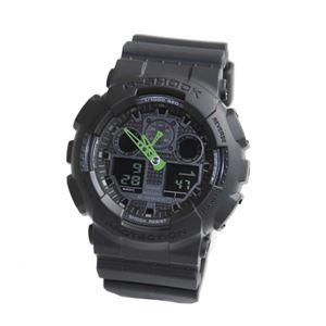 CASIO(カシオ) GA100C-1A3 「G-SHOCK 海外モデル」 メンズ 腕時計 h01