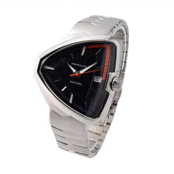 HAMILTON(ハミルトン) H24551131 ベンチュラ エルヴィス80 メンズ 腕時計f00