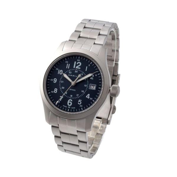 HAMILTON(ハミルトン) H68201143 カーキ フィールド メンズ 腕時計f00