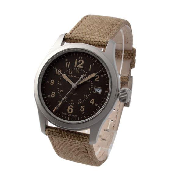 HAMILTON(ハミルトン) H68201993 カーキ フィールド メンズ 腕時計f00