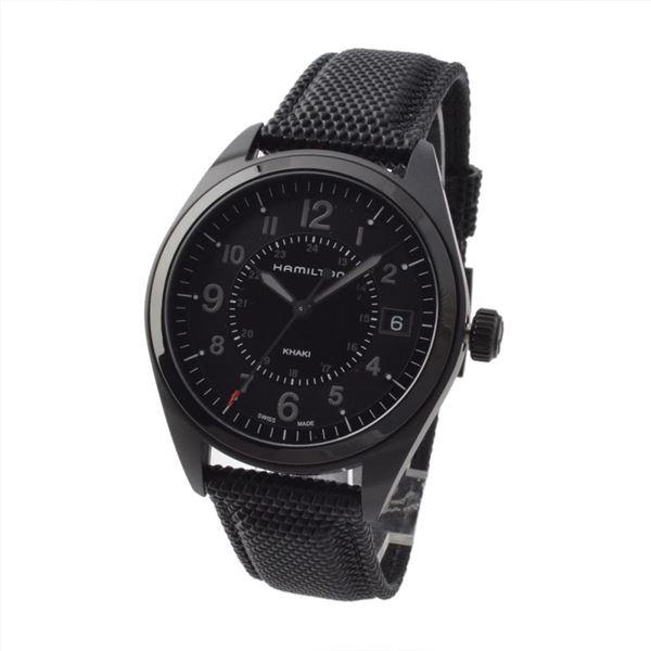 HAMILTON(ハミルトン) H68401735 カーキ フィールド メンズ 腕時計f00