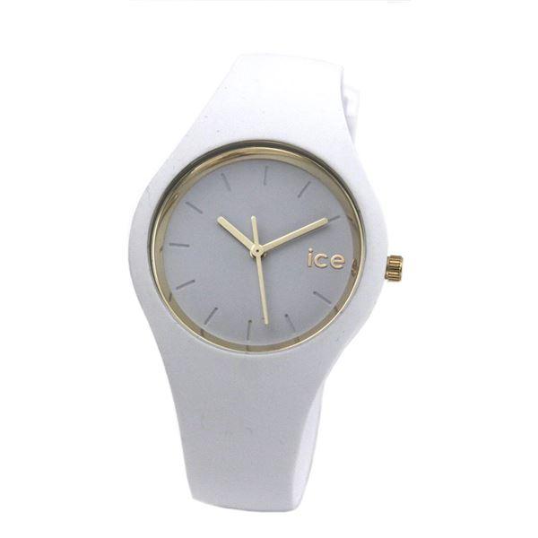 ice watch(アイスウオッチ) ICE.GL.WE.S.S.14 レディース 腕時計 ICE glam アイスグラムf00