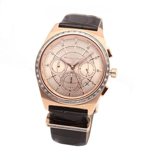 MICHAEL KORS(マイケルコース) MK2616 レディース クロノグラフ 腕時計f00