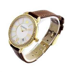 SWAROVSKI(スワロフスキー) 5095940 レディース 腕時計 Aila Day Brown Yellow Gold Tone h02