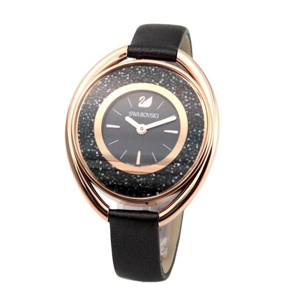 SWAROVSKI(スワロフスキー) 5230943 レディース 腕時計 Crystalline Oval Gray (クリスタルライン・オーバル)f00