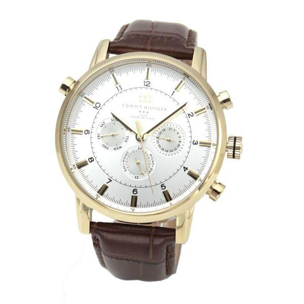 Tommy Hilfiger(トミーヒルフィガー) 1790874 メンズ 腕時計 マルチカレンダーf00