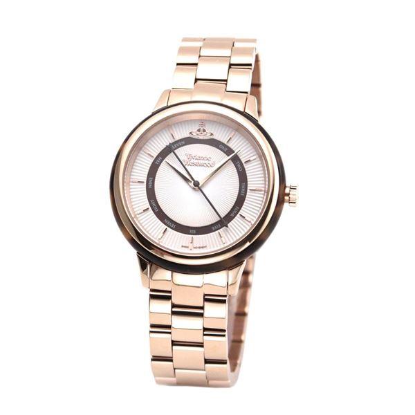 Vivienne Westwood(ヴィヴィアンウェストウッド) VV158RSRS ユニセックスサイズ 腕時計f00