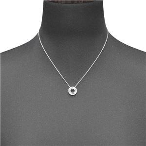 TIFFANY&CO ティファニー 34160856 アトラス ダイヤモンド ペンダント ネックレス スモール 16in 0.01ct 18KWG