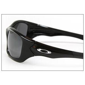 OAKLEY (オークリー) サングラス PIT BULL ピットブル OO9161-06 ポリッシュドブラック 偏光レンズ アジアンフィット