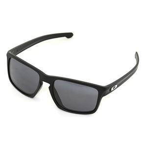 OAKLEY (オークリー) サングラス OO9269-01/SLIVER マットブラック Grey アジアンフィット h01