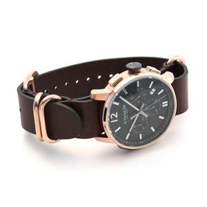 COACH (コーチ) 14602019 メンズ 腕時計 クロノグラフ h02