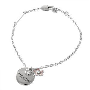 MARC JACOBS (マークジェイコブス) M0012199-040 Silver コイン デイジー ブレスレット MJ Coin Daisy Bracelet