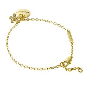 MARC JACOBS (マークジェイコブス) M0012199-710 Gold コイン デイジー ブレスレット MJ Coin Daisy Bracelet