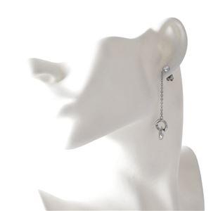 Calvin Klein (カルバンクライン) KJ4NME000200 ダブル サークル ロング ピアス BEAUTY