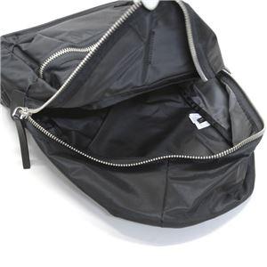 MARC JACOBS (マークジェイコブス) M0012700-001 Black ダブルJロゴ ナイロン バックパック リュックサック Nylon Biker Backpack