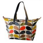 Orla Kiely (オーラカイリー) 0ETCCMS131 Multi ショルダーバッグ CLASSIC MULTI STEM Zip Shopper