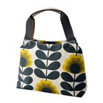Orla Kiely (オーラカイリー) 17SESFS024 Sunshine ショルダーバッグ SUMMER FROWER STEM Classic Zip Shoulder Bag