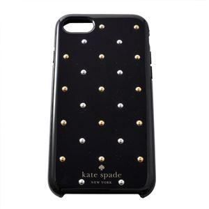 kate Spade (ケイトスペード) 8ARU1836 2 ドット柄スタッズ アイフォン7専用ケース スマートフォンカバー larabee dot mini stud - 7 I-phone case 商品画像