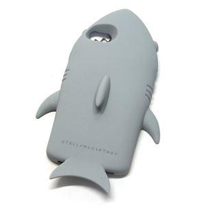 STELLA McCARTNEY (ステラマッカートニー) 469956 W9591 1030 シャーク サメモチーフ アイフォン7専用ケース スマートフォンカバー I-Phone 7 Shark 商品画像
