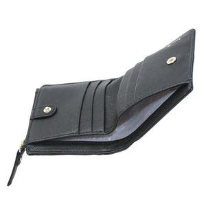 kate Spade (ケイトスペード) PWRU5832 17 ドット柄 パスケース付 二つ折り ミニ財布 BROOKS DRIVE adalyn