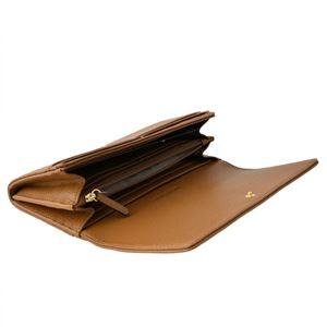 MICHAEL KORS (マイケルコース) 32F2GFTE3L Luggage MKロゴ 二つ折り長財布 FULTON