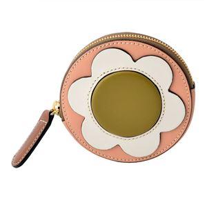 Orla Kiely (オーラカイリー) 17SBGFL207 Marshmallow コインケース 小銭入れ GIANT FROWER Round Purse