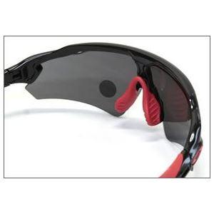 OAKLEY (オークリー) サングラス OO9275-06/ RADAR EV PATH ポリッシュドブラック Black Iridium Polarized(偏光レンズ) アジアンフィット
