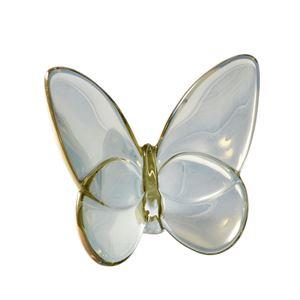 Baccarat (バカラ) 2806326 PAPILLON (パピヨン・ラッキーバタフライ・ゴールド) 置物