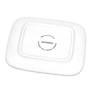 marimekko (マリメッコ) 67844 190 スクエアプレート 角皿 RASYMATTO PLATE 15X12cm