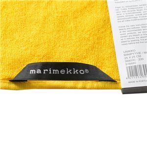 marimekko (マリメッコ) 68030 220 ミニタオル ハンドタオル UNIKKO SOLID MINI TOWEL 25X25cm