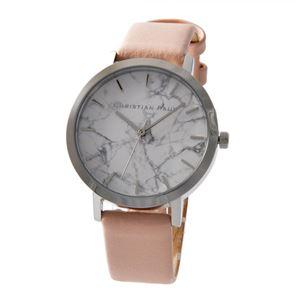 CHRISTIAN PAUL (クリスチャンポール) 14-Mar Marble Collection (マーブルコレクション) 35mm ユニセックス 腕時計 - 拡大画像