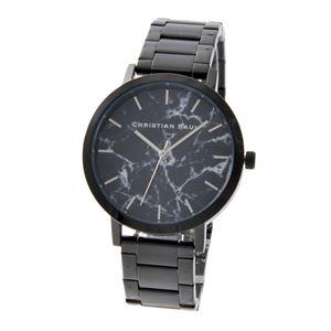 CHRISTIAN PAUL (クリスチャンポール) 24-Mar Marble Collection (マーブルコレクション) 35mm ユニセックス 腕時計 - 拡大画像