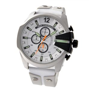 DIESEL (ディーゼル) DZ4454 Mega Chief メンズ 腕時計