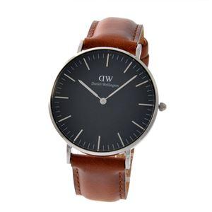 Daniel Wellington (ダニエルウェリントン) DW00100142 ユニセックス腕時計