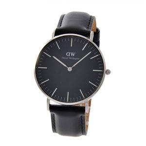 Daniel Wellington (ダニエルウェリントン) DW00100145 ユニセックス腕時計 - 拡大画像