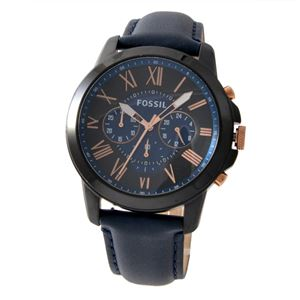 FOSSIL (フォッシル) FS5061 GRANT メンズ 腕時計