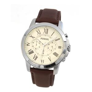 FOSSIL (フォッシル) FS4735 GRANT グラント メンズ 腕時計 - 拡大画像